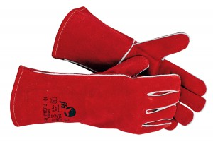 PUGNAX RED FH bőrkesztyű