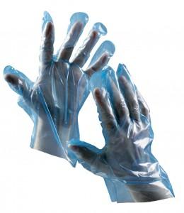 DUCK BLUE kesztyű PE kék
