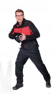 DURANGO 611Z férfi polár kabát