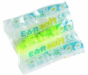EAR SOFT CORDED/SNR 36 dB