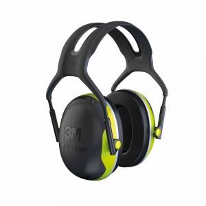 3M PELTOR lapos fülcsészével X4A SNR 33 dB