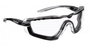COBRA védőszemüveg szivacs betéttel