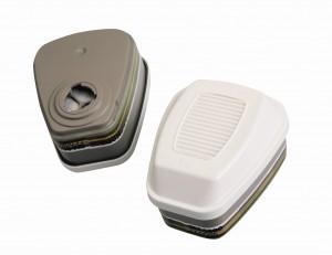 3M 6051 - szűrők A1