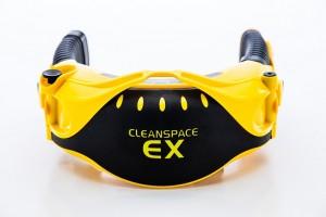 CleanSpace EX légzésvédő 1xP3 filterrel