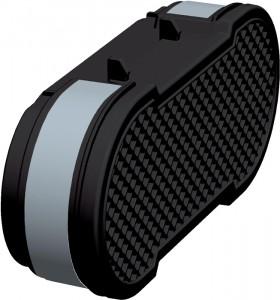 CleanSpace HI CAP részecskeszűrő P3 HEPA