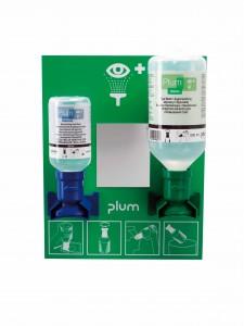PLUM 4773 szemöblítő állomás (200 ml + 500 ml)