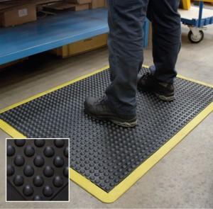 BUBBLEMAT rubber end lábtörlő